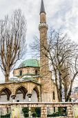Mosque In Sarajevo,bosnia And Herzegovina