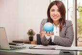 Working In A Global Company