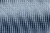 Fabric With Rhombuses In Blue Tones