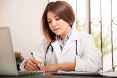 Writing A Medical Prescription