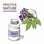 Health and Nature Supplements Collection