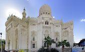 picture of masjid  - Mosque of Abu El Abbas Masjid Alexandria Egypt - JPG