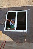 Installation Of Plastic Windows