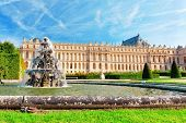 pic of versaille  - Beautiful Versailles Fontaine  - JPG