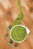 pic of chlorella  - Detox - JPG