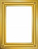 Ouro de moldura - 6