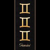 Gemini Horoscope Symbols