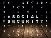 stock photo of social-security  - Protection concept - JPG