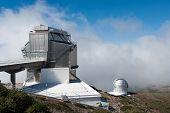 Roque De Los Muchachos Observatory, La Palma, Islas Canarias, España