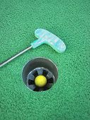 Hole In One - Success!