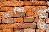 A Brick Is Building Material Used To Make Walls, Pavements And Other Elements In Masonry Constructio poster
