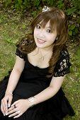 Japanese Prom Girl