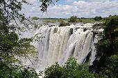 Victoria Falls, Zambezi River, Africa