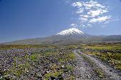 Climbing on Mount Ararat