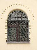 Well kept old building window