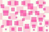 Cajas de bebé rosa