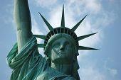 Statue Of Liberty Facial