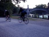 Riding In The Evening