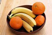 Bannas  Oranges