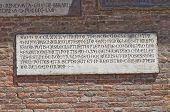 King Enzo's Palace. Bologna. Emilia-Romagna. Italy.