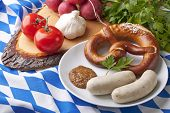 Bayerische Weißwurst