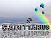 Horoscope, Sagittarius.