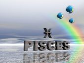 Horoscope, Pisces.