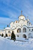 Convent Of The Intercession,suzdal, Russia