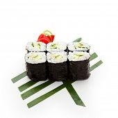 Kappamaki - pepino Sushi Roll