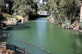 Jordan River, Israel