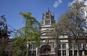 foto of kensington  - Fragment of Prince Albert monument in  London - JPG