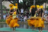 Tahitian dance