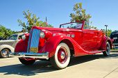 1936 Packard Model 1404 Convertible