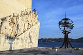 Famous Monument To The Discoveries