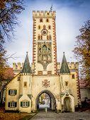 Historic Bavaria Tower