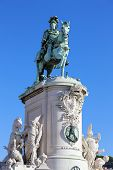 Statue Of King Jose I