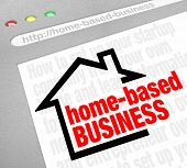 Home Based Business Website How to Advice Information Resource