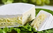 Cheese With Blue Mould