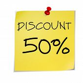 Notes Discount