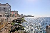 Malecon sea boulevard