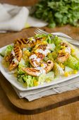 Chicken And Lettuce Salad