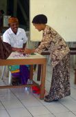 An Elderly Voter
