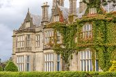 foto of manor  - Muckross House south of Killarney in the Killarney National Park County Kerry Ireland - JPG