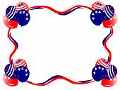 july fourth star boarder streamer