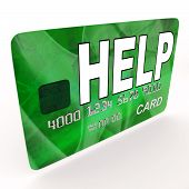 Help Bank Card Means Financial And Monetary Contributions