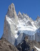 Fitz Roy Mountain Range, Argentina