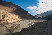 Valley Of River Kali Gandaki