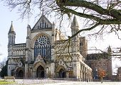 Cathedral And Abbey Church Of Saint Alban