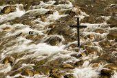 Rushing Salvation Cross