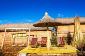 Uros Floating Islands Chairs